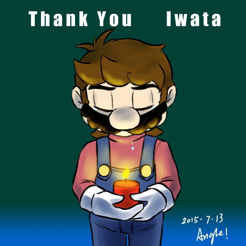 Thank you Iwata by Angle-007