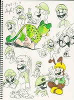Luigi 2015-9-9 by Angle-007