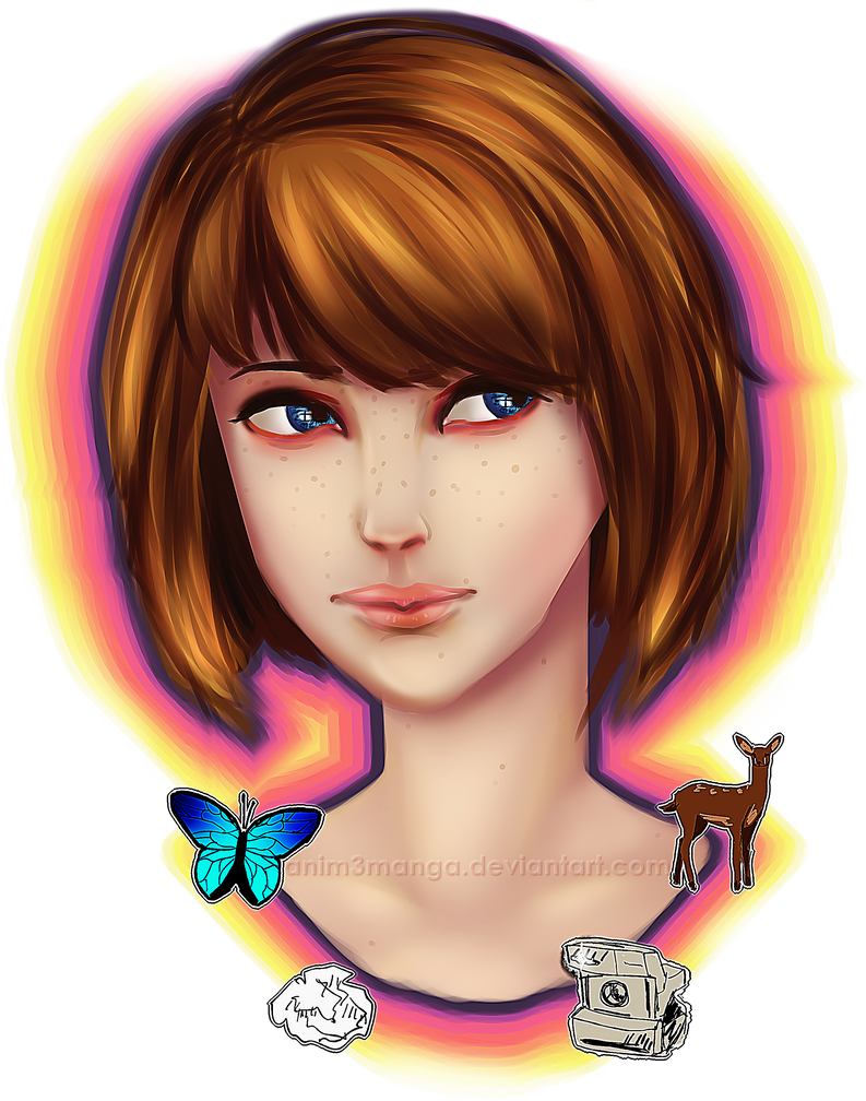 Max Caulfield by AnIm3MaNgA