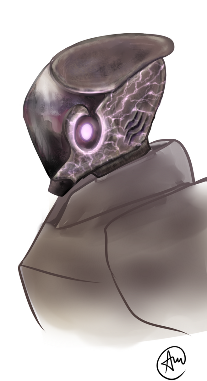 Titan Helm 1 by AnIm3MaNgA