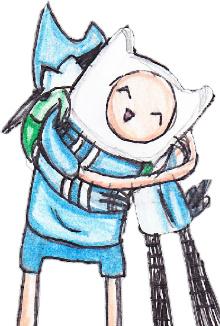:Commision: Free Hugz by mysticakez