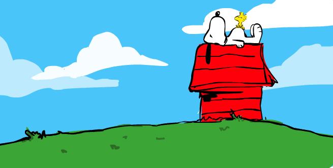 Snoopy Wallpaper by SirAbobora on DeviantArt
