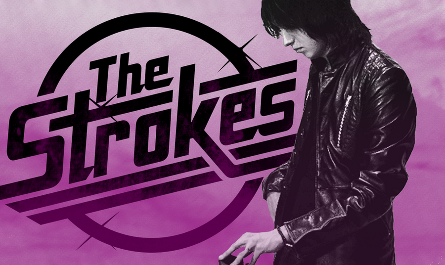 The strokes wallpaper by lukeh92 on deviantart the strokes wallpaper by lukeh92 thecheapjerseys Images