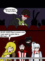 RWBY: a day out 3 by PencilManners