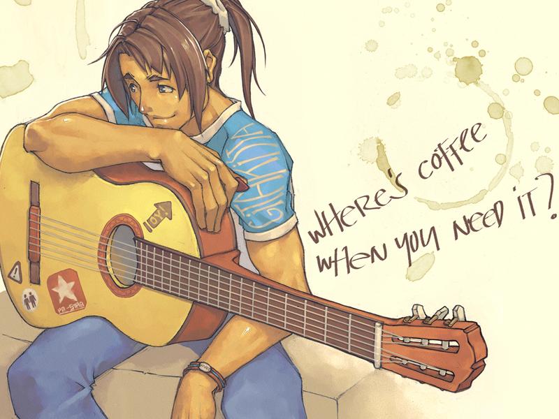 gitarista by tsubibo