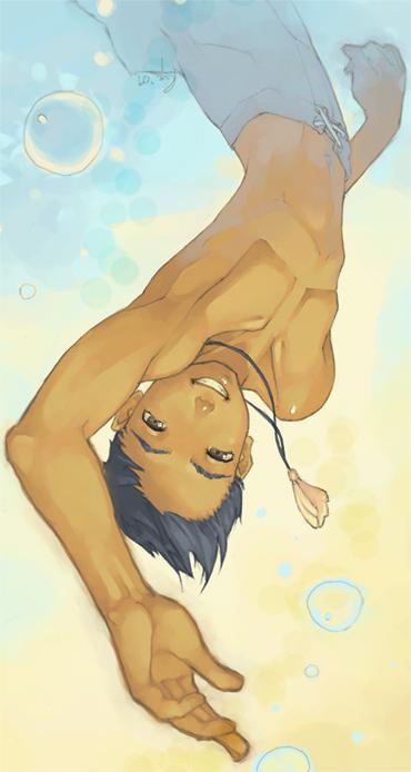 Summer by tsubibo