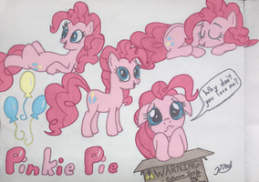 Pinkie Pie (Color)