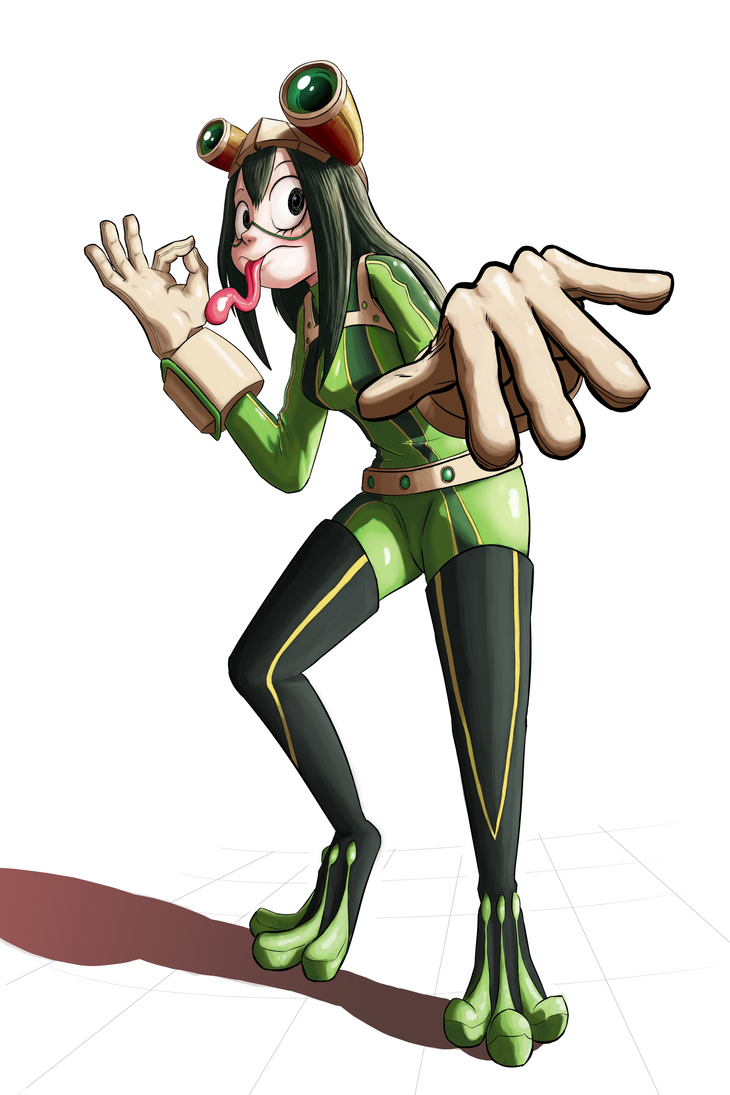 Froppy A-OK by Nayolfa