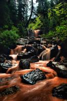 Red Falls by jerryhazard