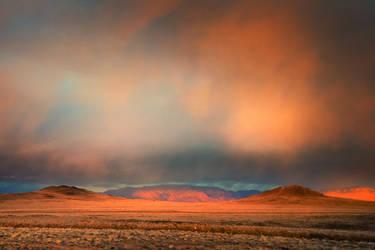 DSC03341-EditVolcano Sunset