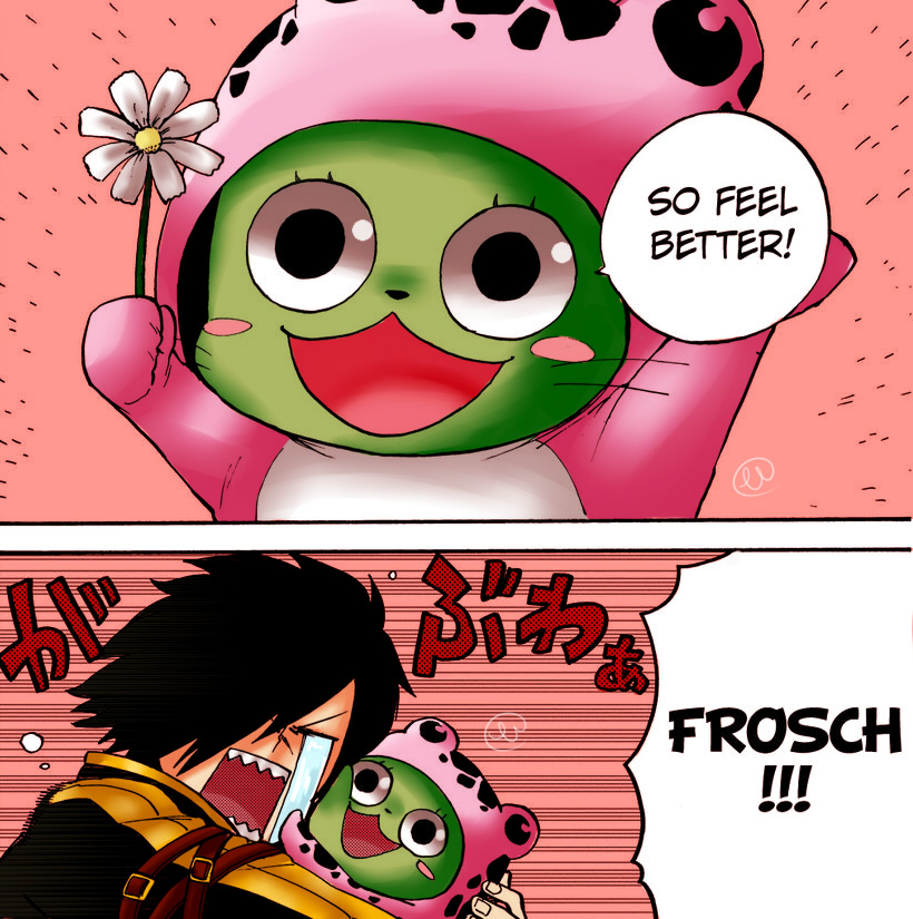 Frosch And Rogue By FT