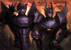 KTE: This is the end, Autobot Empire by Naihaan