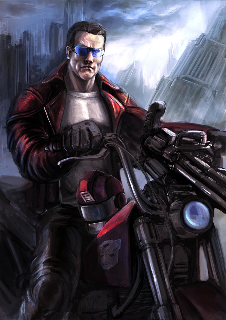 Humanized Ironhide by Naihaan