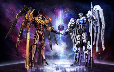 KTE: Creation of Cybertron