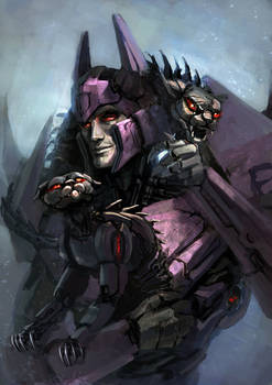 Everybody loves cats (Cyclonus is not exception)