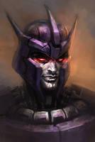 Galvatron's portrait