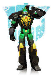 Springer Redesigned by Naihaan