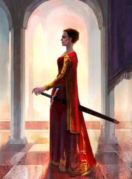 DnD: Lady Knight