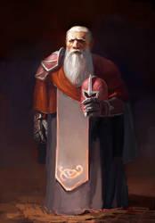DnD: Brother Satarin