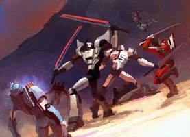 KTE: Last battle