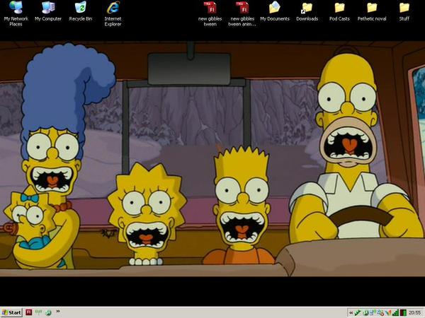 silentmike86 Desktop by silentmike86