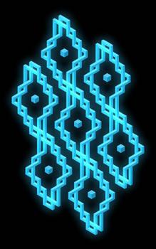 Blue Twists