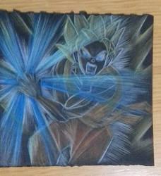 Goku again by PizzaPie-Desu