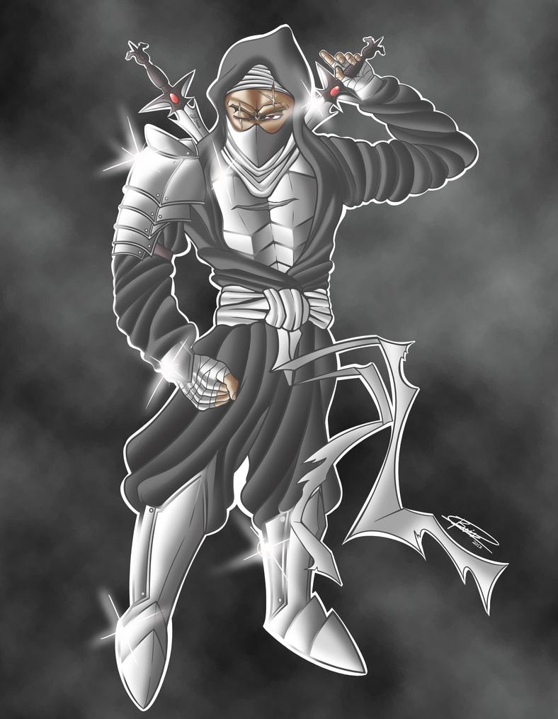 [C] Assassin by PizzaPie-Desu