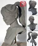 Turanga Leela Sculpture