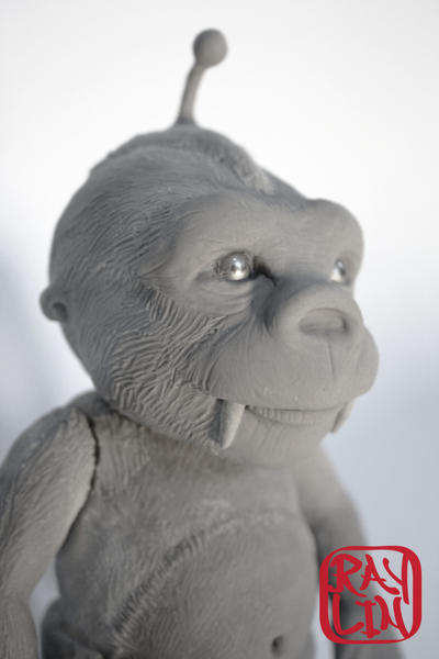 Nibbler Closeup by artanis-one