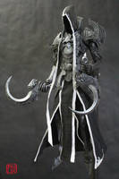 Malthael Sculpture by artanis-one