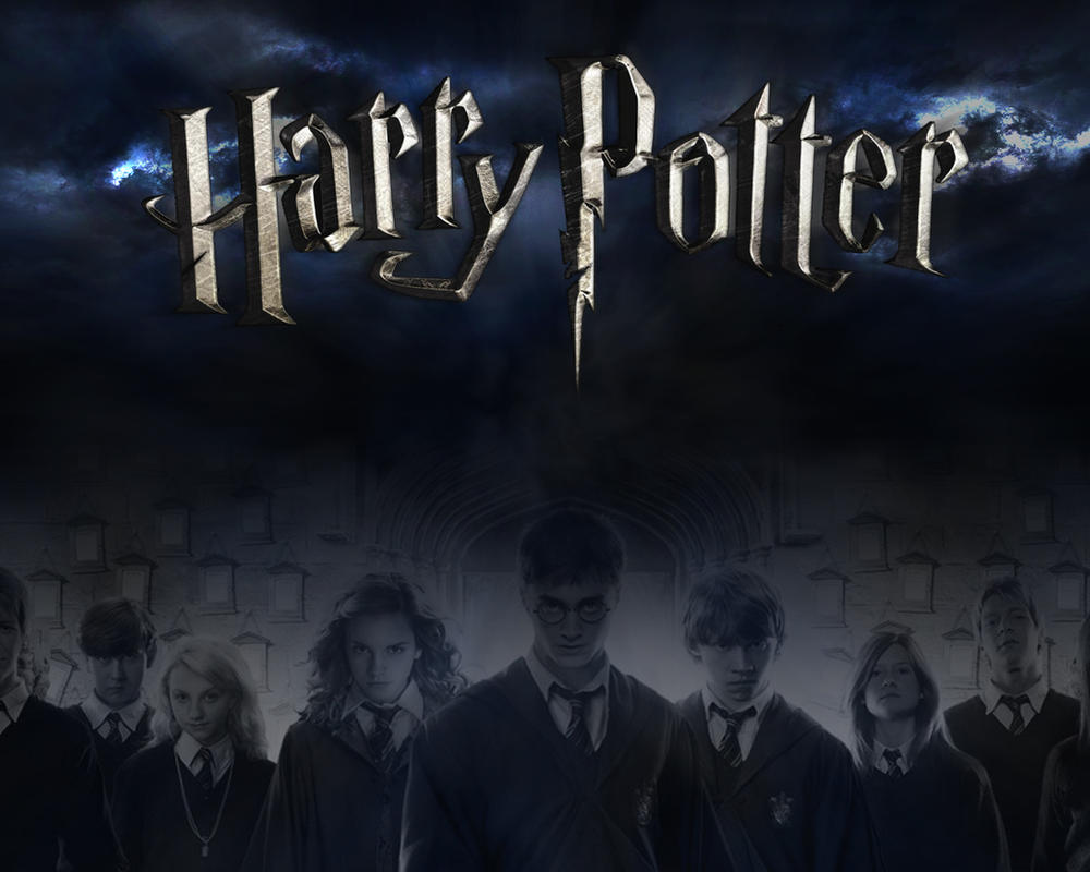 Harry Potter Wallpaper by melvin-m