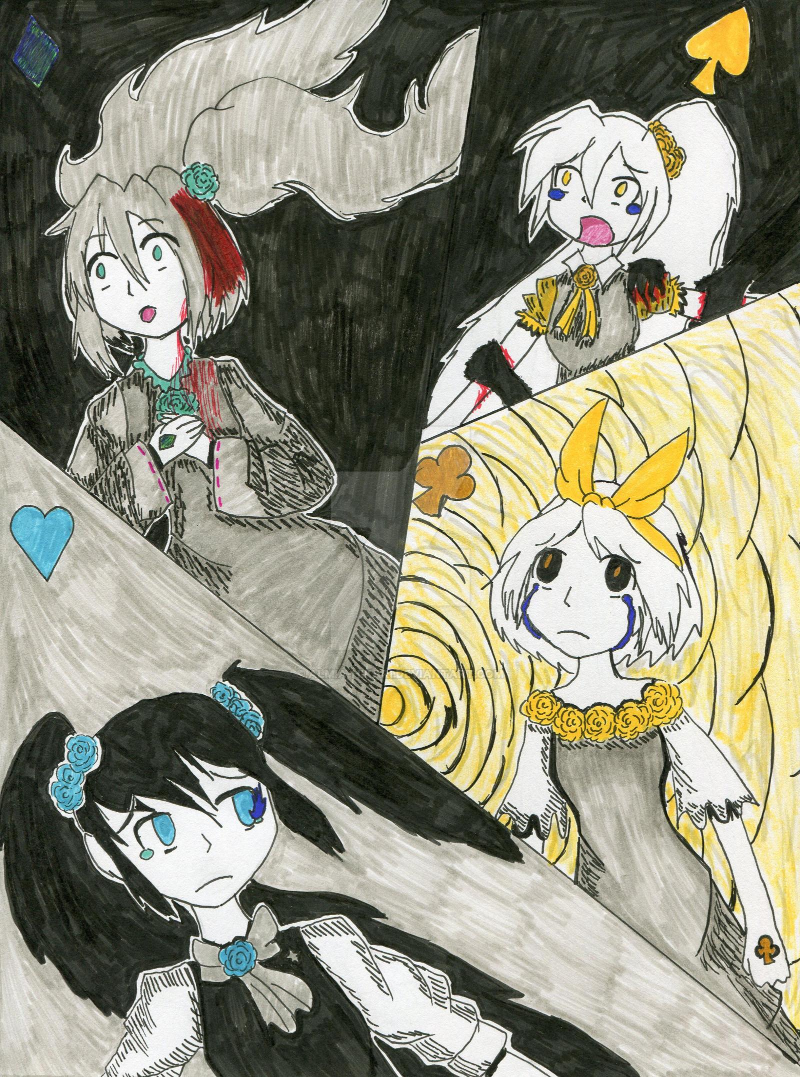 Vocaloid-Alice Human Sacrifice by Almia-Hikari