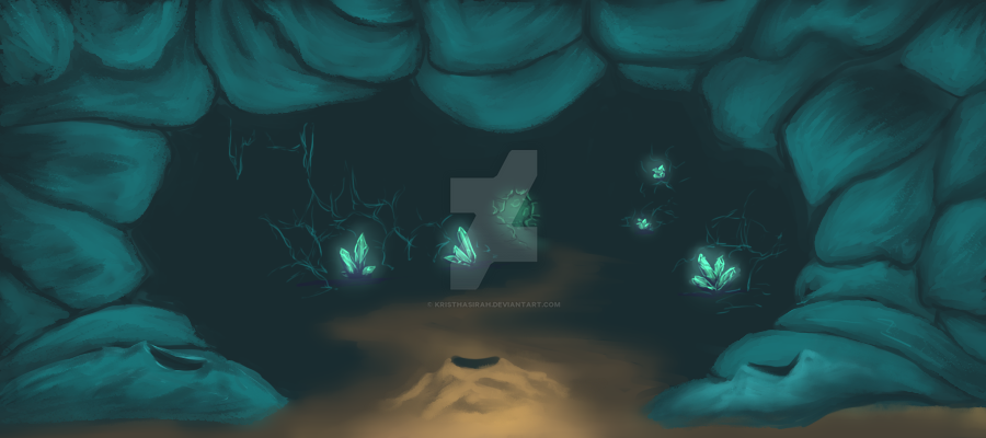 Tales of Ostlea: Mystic Caverns by kristhasirah