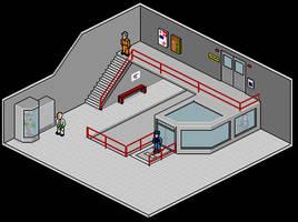 Pixel Half-Life by spad