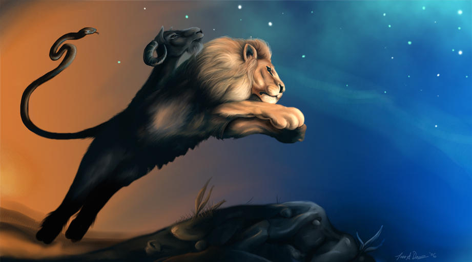 Chimera Species: Chimera_by_TheSntnL