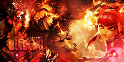 Burning by Kellenchii