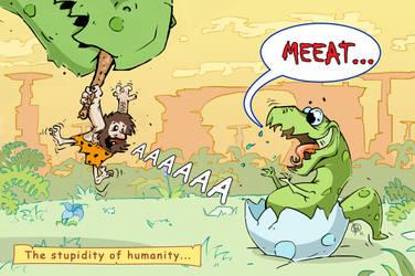 Dino's by Lord-Dragon-Phoenix