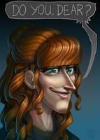 Rowena - Fan art by Lord-Dragon-Phoenix