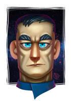 Star Trek Discovery - Captain Lorca by Lord-Dragon-Phoenix