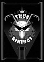 Treu BIKINGS_logo design by Lord-Dragon-Phoenix