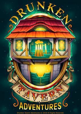 Logo: Drunken Tavern Adventure