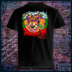 Badass Animals Lady cat by Lord-Dragon-Phoenix