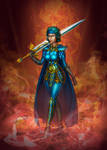 Kitiara Uth Matar by Lord-Dragon-Phoenix