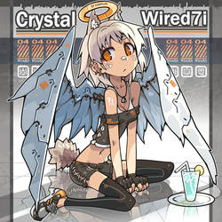 Crystal by Wired7i by nancou