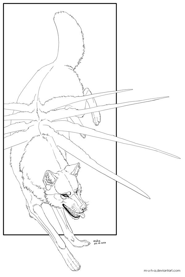 a-ruku sketch by m-u-h-a