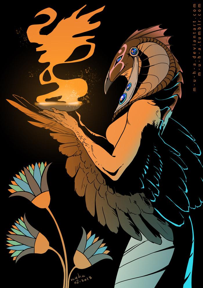 snakebird by m-u-h-a