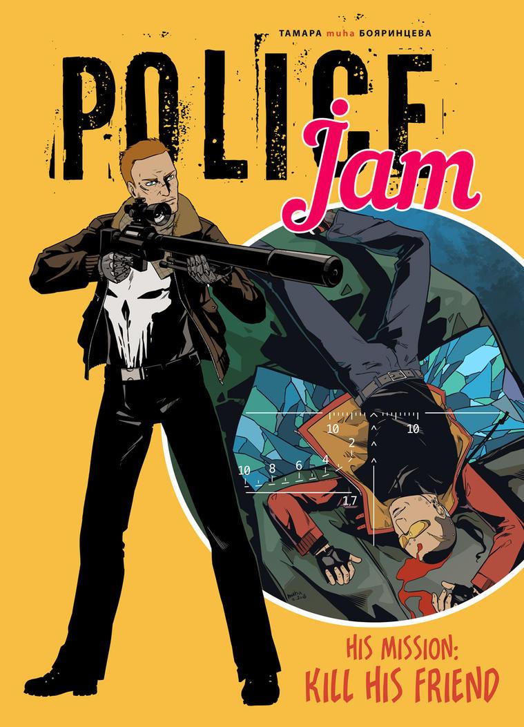 PJ poster homage by m-u-h-a