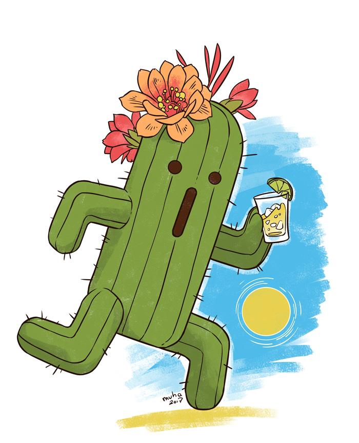 kaktuar by m-u-h-a