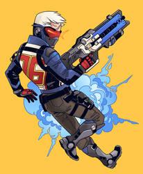 Soldier76 by m-u-h-a